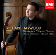 Richard Harwood - EMI Debut disc